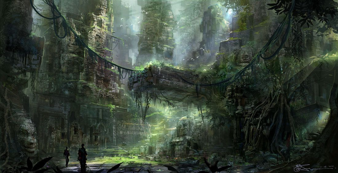 In the Middle of the Ancient City, They Found a Carbon ...