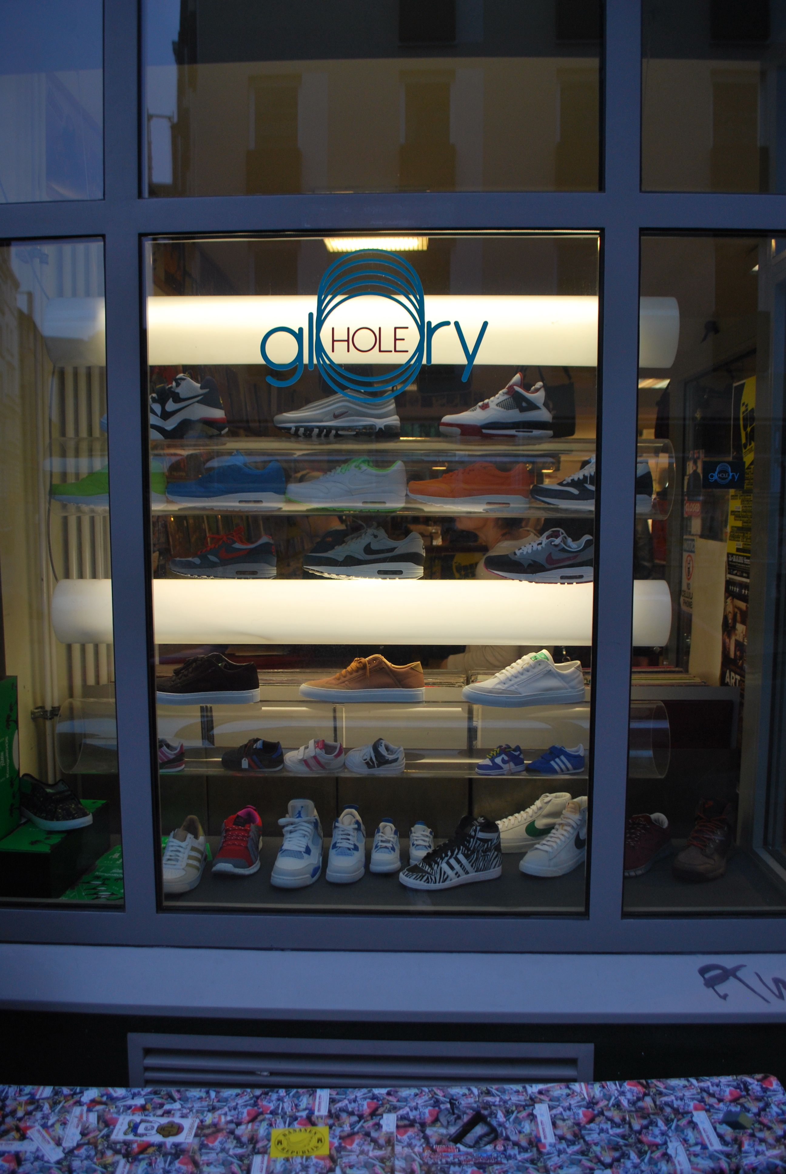 Glory Hole Sneaker Shop