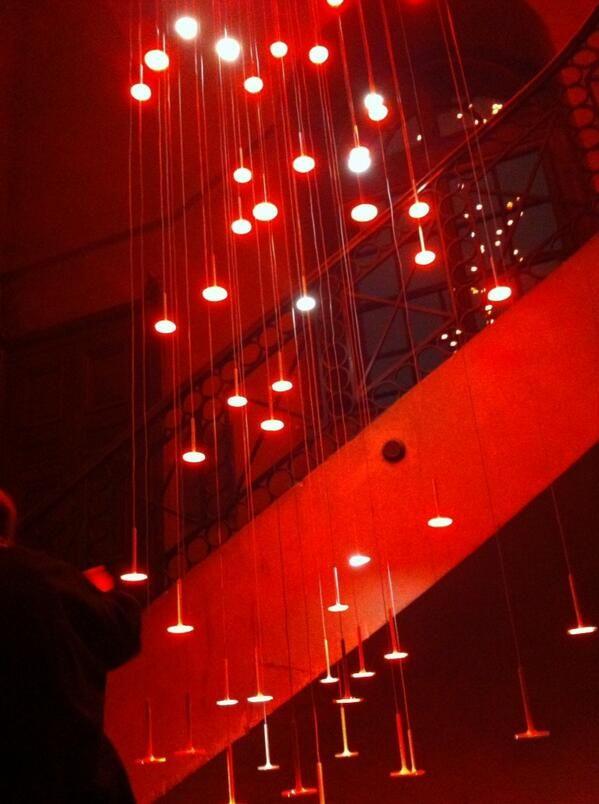 C'est noel à l'observatoire de paris avec Blackbody et Intramuros