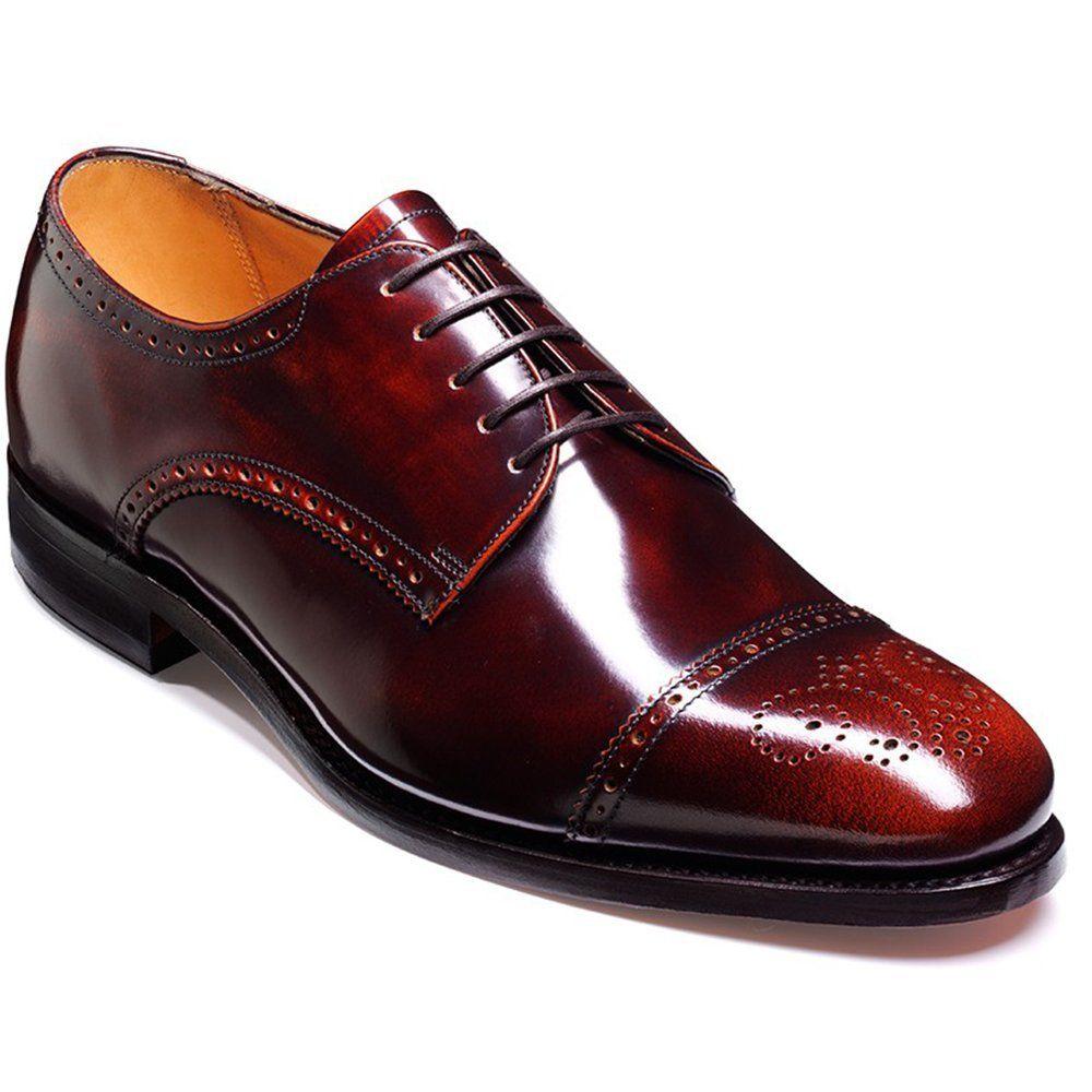 Barker Shoes Style: Perth Brandy Cobbler: Amazon.co.uk: Shoes & Bags