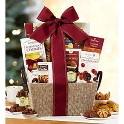 Chocolate Bliss Gourmet Gift Basket