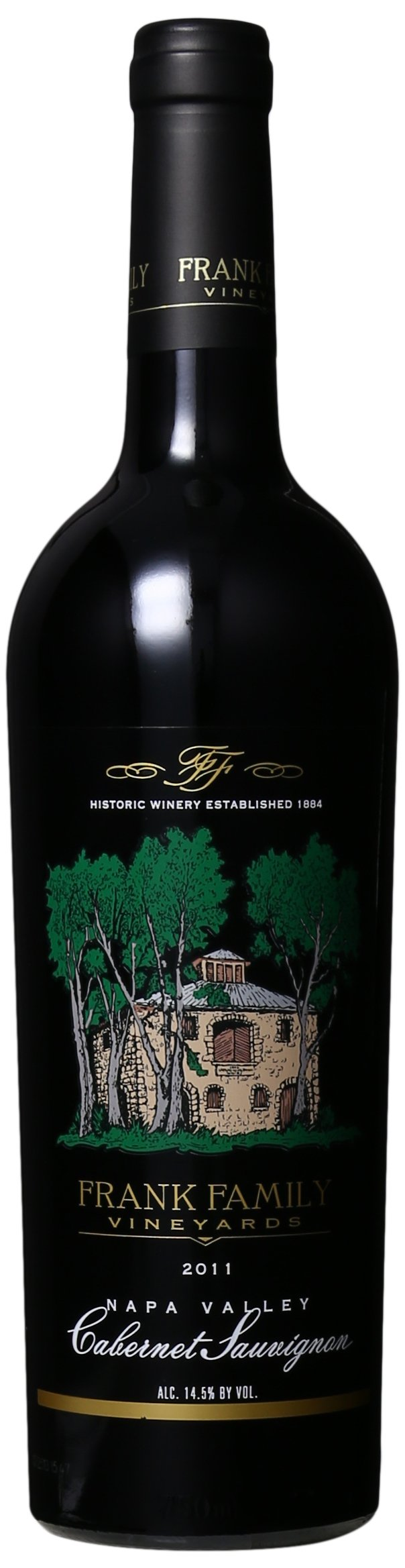 2011 Frank Family Vineyards Napa Valley Cabernet Sauvignon