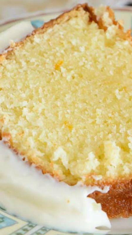 Orange Pound Cake Recipe Savoury Cake Desserts Orange Pound Cake
