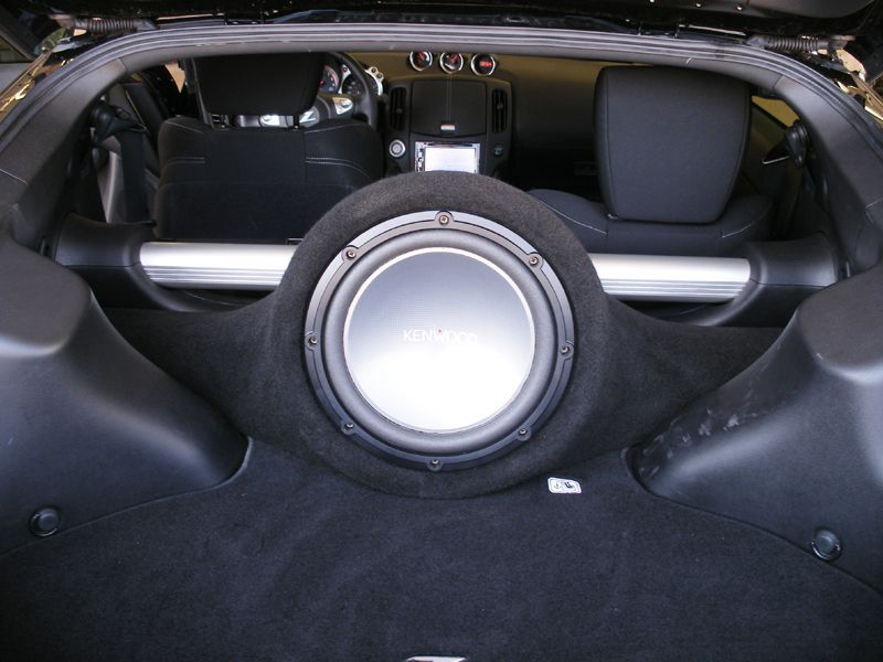Nissan 370z Sub Box Nissan 370z Subwoofer Box Nissan 370z Sub Box Nissan 370z Nissan Subwoofer Box