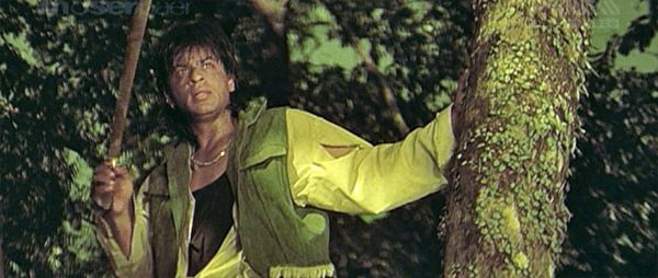 Image result for Shah rukh khan in jungle