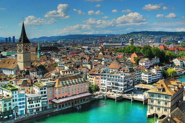 Zurich, Switzerland! Book your trip to europe now! www,mustgotravel.com #europe #travel #vacation #zurich #switzerland