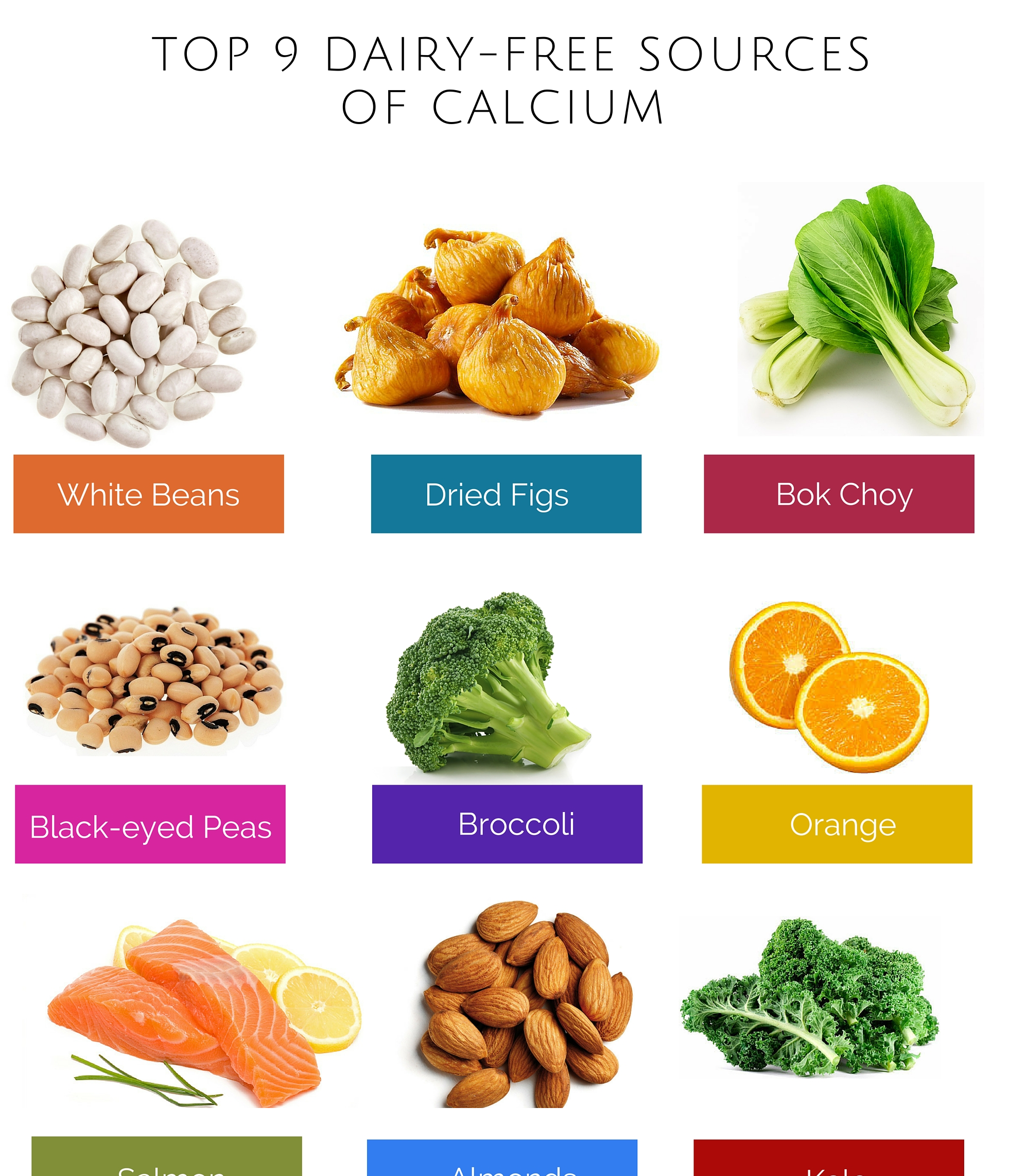 Image result for foods high in iron calcium and vitamin d