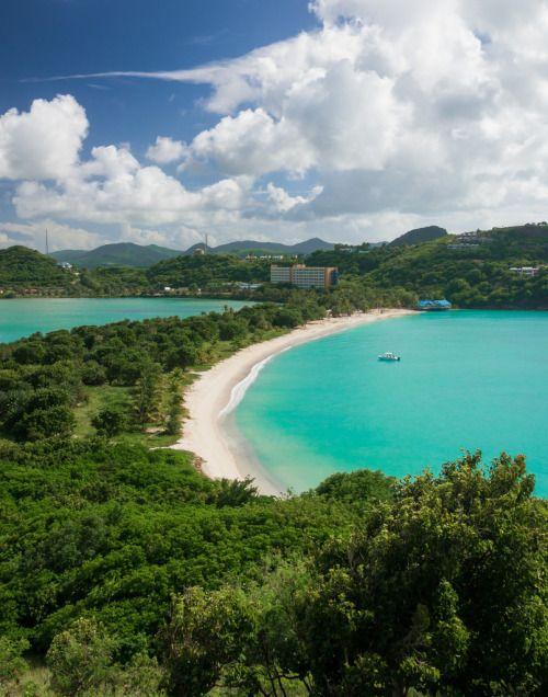 Deep Bay Beach, Saint John's   Antigua and Barbuda (by David Kirsch)