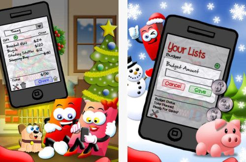 christmas shopping list apps christmas shopping list christmas