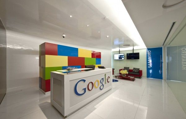 Office Design Concepts Inspiring Design Concept For Google Office In Mexico  Designlike .