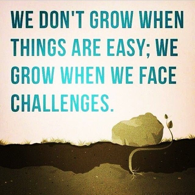 Quotes About Challenges Glamorous Face Your Challenges  Inspirational  Pinterest  Face Exercises . 2017