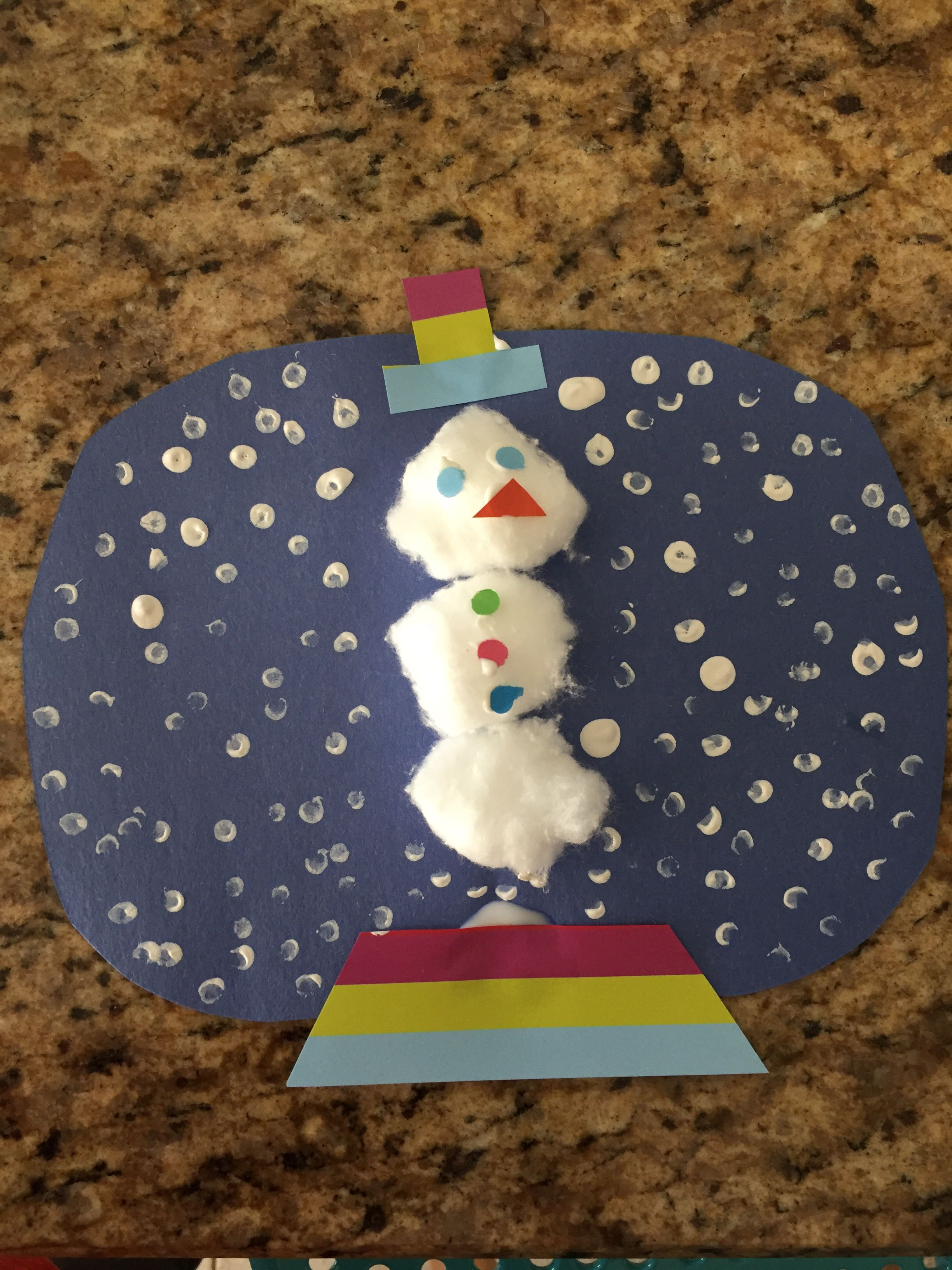 47+ Snow globe craft for kids ideas in 2021