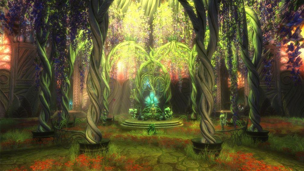 Kingdoms of Amalur: Reckoning... That one fae place.
