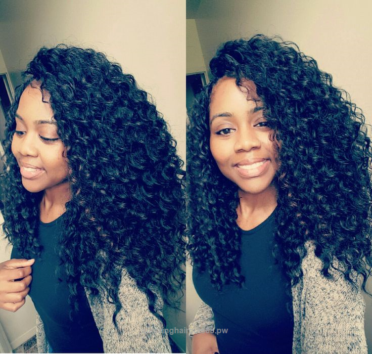 18 Gorgeous Crochet Braids Hairstyles #crochetbraids
