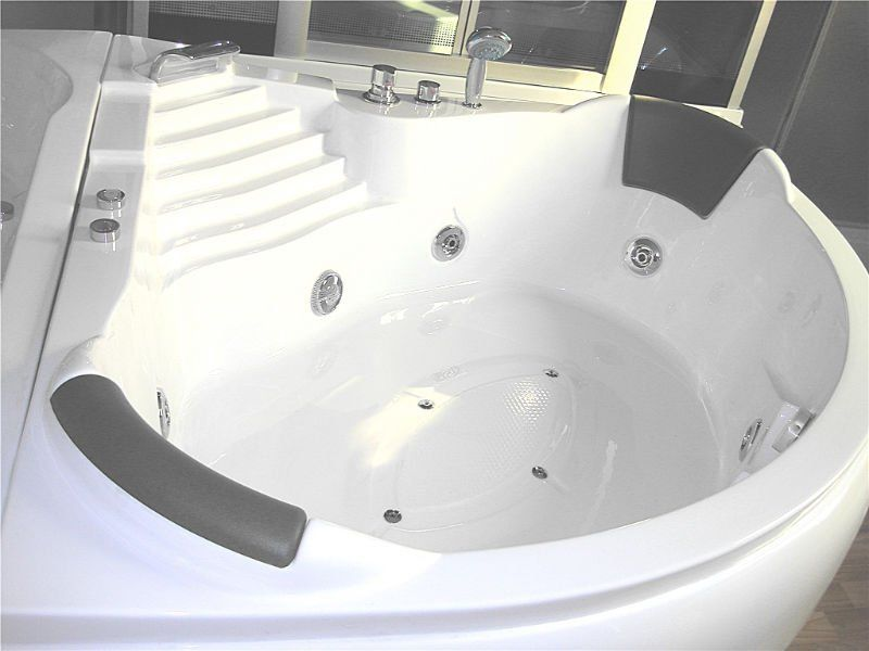 double size spa bathtub - Google Search | Cool stuff for house ...