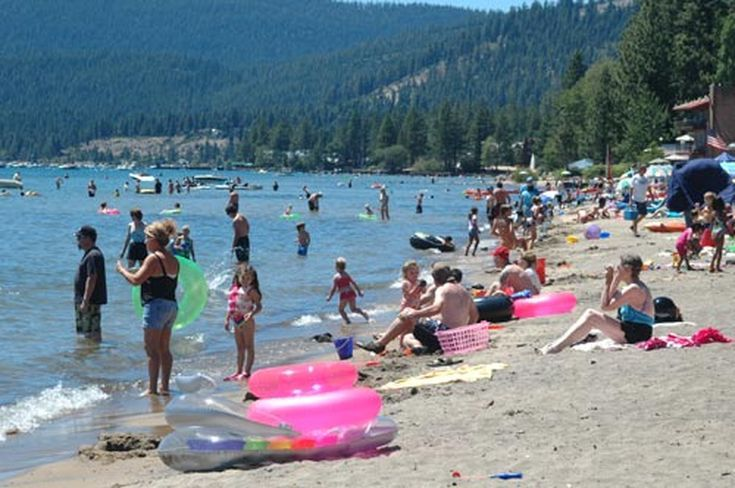 Free Places For Water Play In Reno Sparks Lake Tahoe Nevada