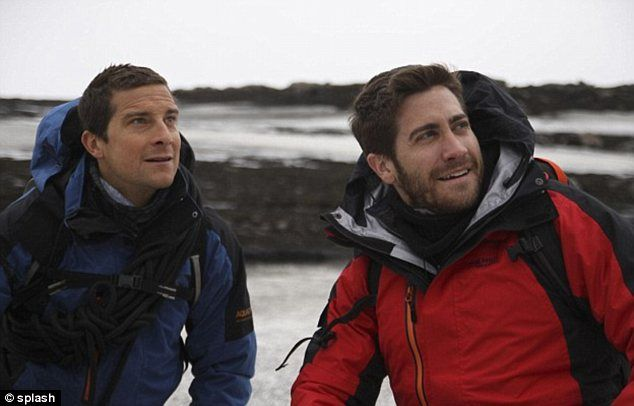 Bear Grylls took actor Jake Gyllenhaal on an adventure into the wilds of New Zealand