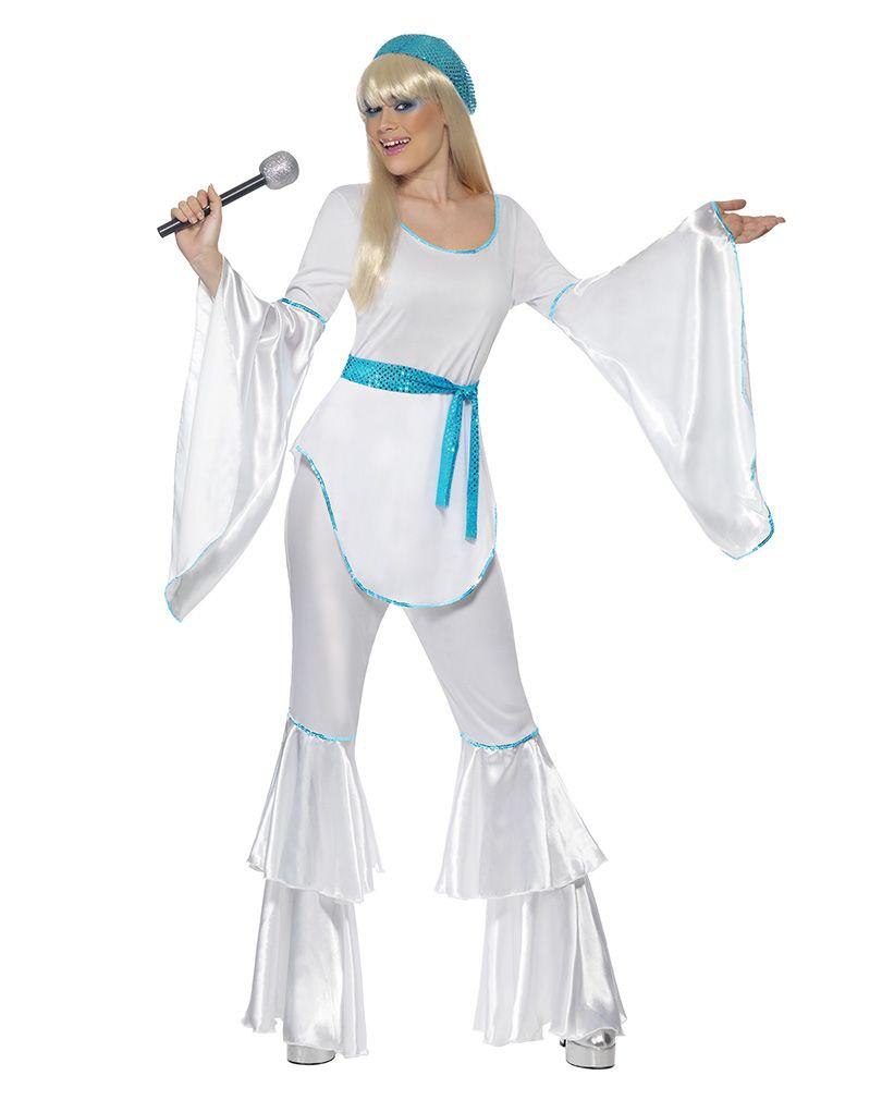Jahre In 2019Faschingskostüm Damen Kostüm M 70 Er 42 40 Abba c35LqAjS4R