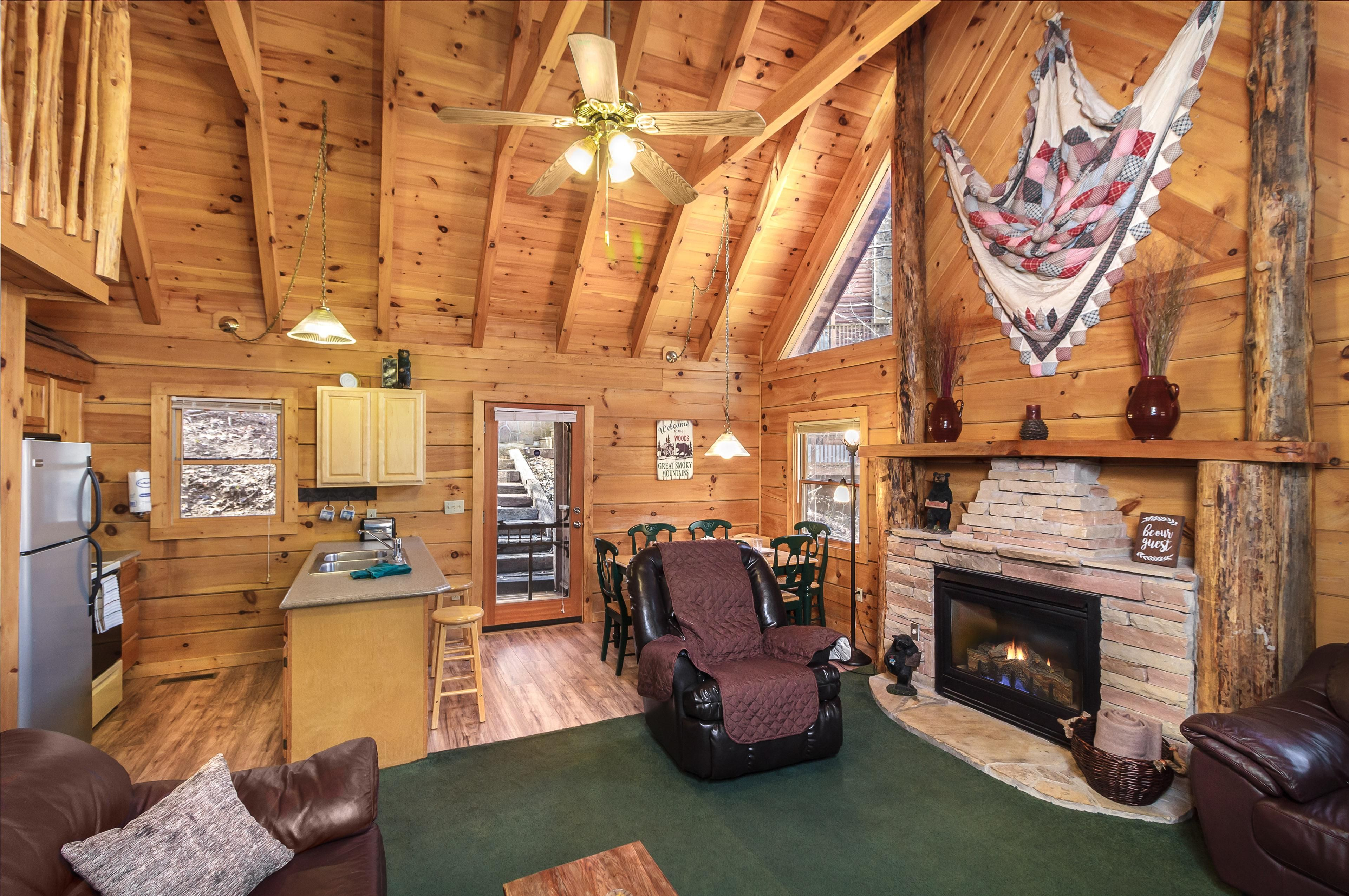 interior log cabin ohio cabins tennessee cheap kits tn prices