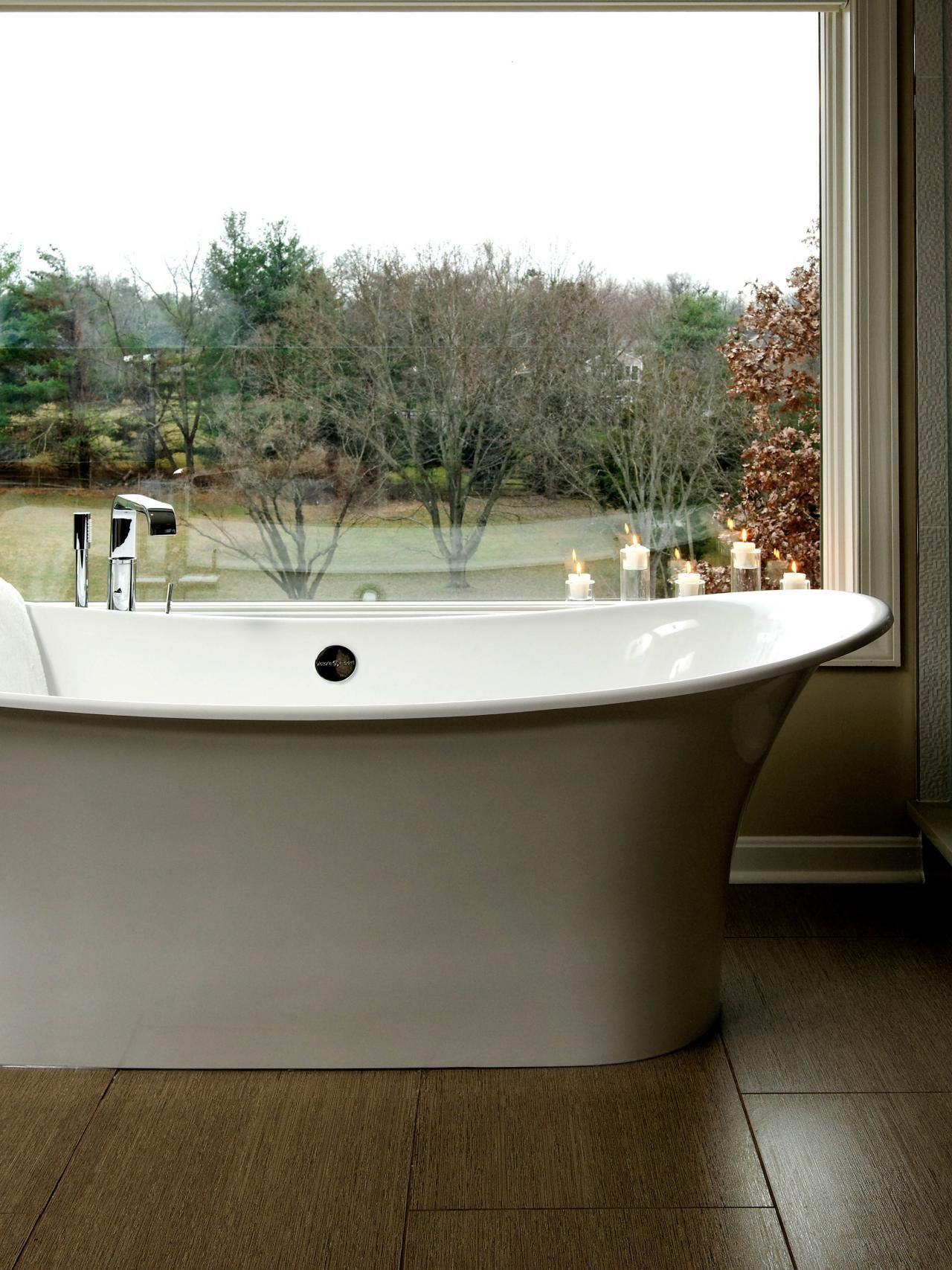 Hgtv Has Inspirational Pictures And Expert Tips On Infinity Bathtub