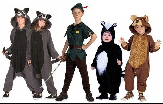 Niños Perdidos Disfrax Peter Pan Halloween Costumes Peter Pan Costume Kids Peter Pan Costumes