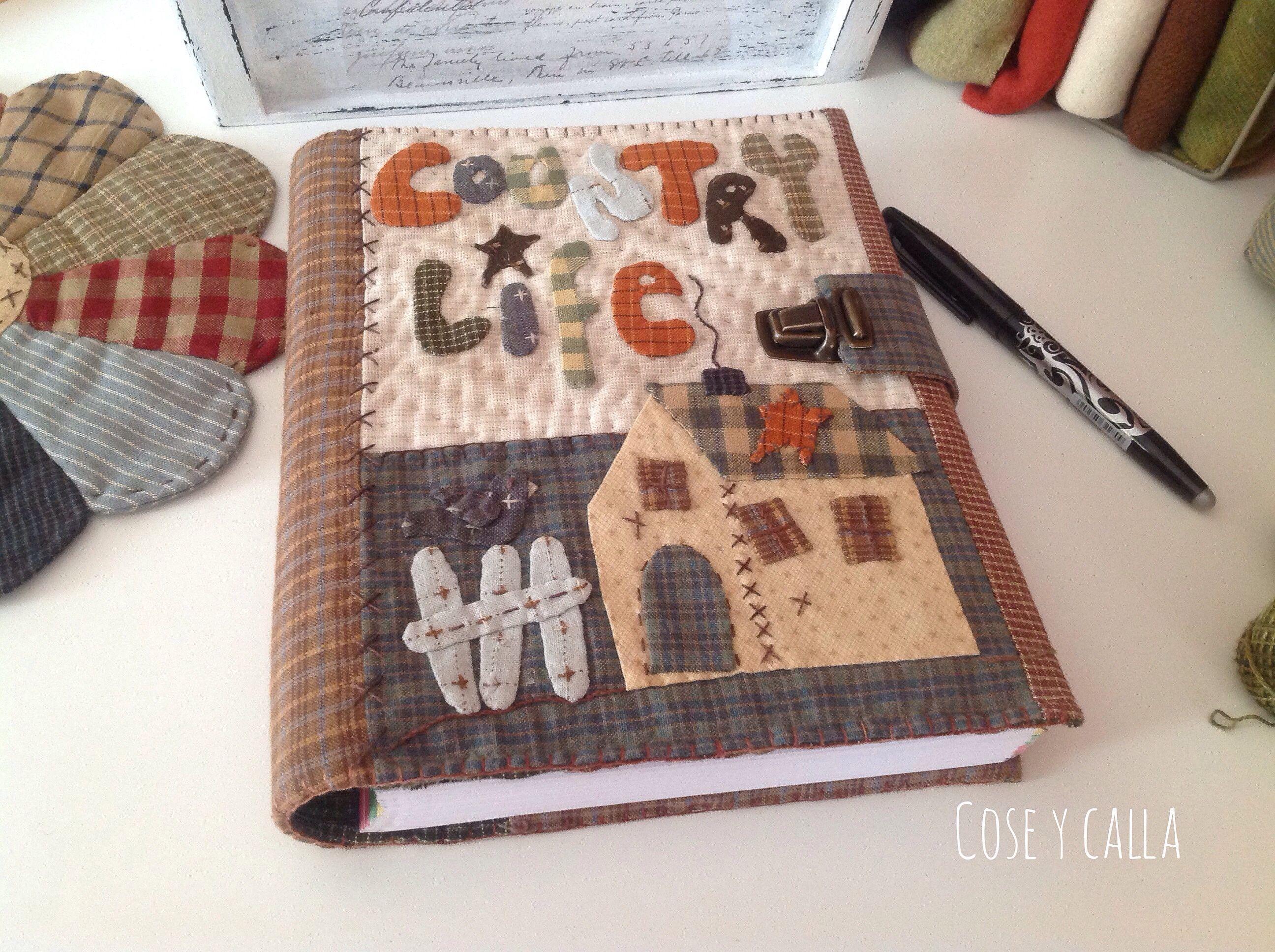 pin de mami garrido delgado en cose y calla patchwork carnet y anges de no l. Black Bedroom Furniture Sets. Home Design Ideas