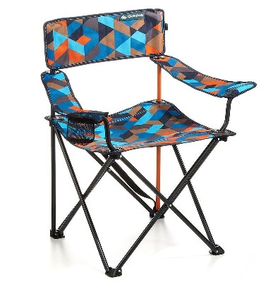 QUECHUA FOLD UP ARMCHAIR LIMITED EDITION IN RS.1499/