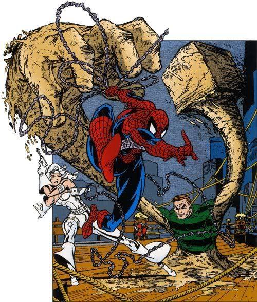 The Sandman (Marvel Comics) | Sandman, Marvel comics, Marvel