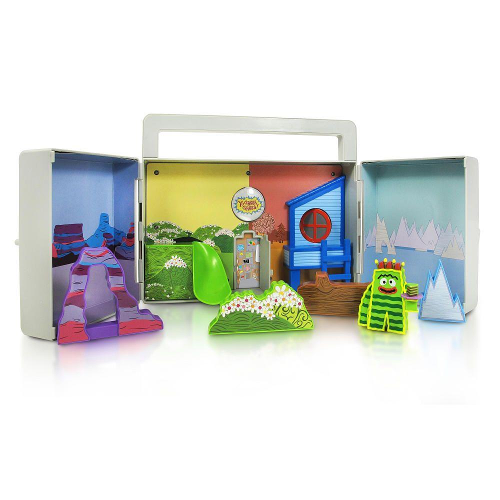 Yo gabba gabba boombox jazwares inc toys r us for Decor yo pops