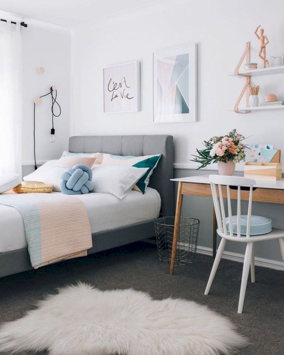 Awesome Small Bedroom Decorating Ideas On A Budget 20 Teenage