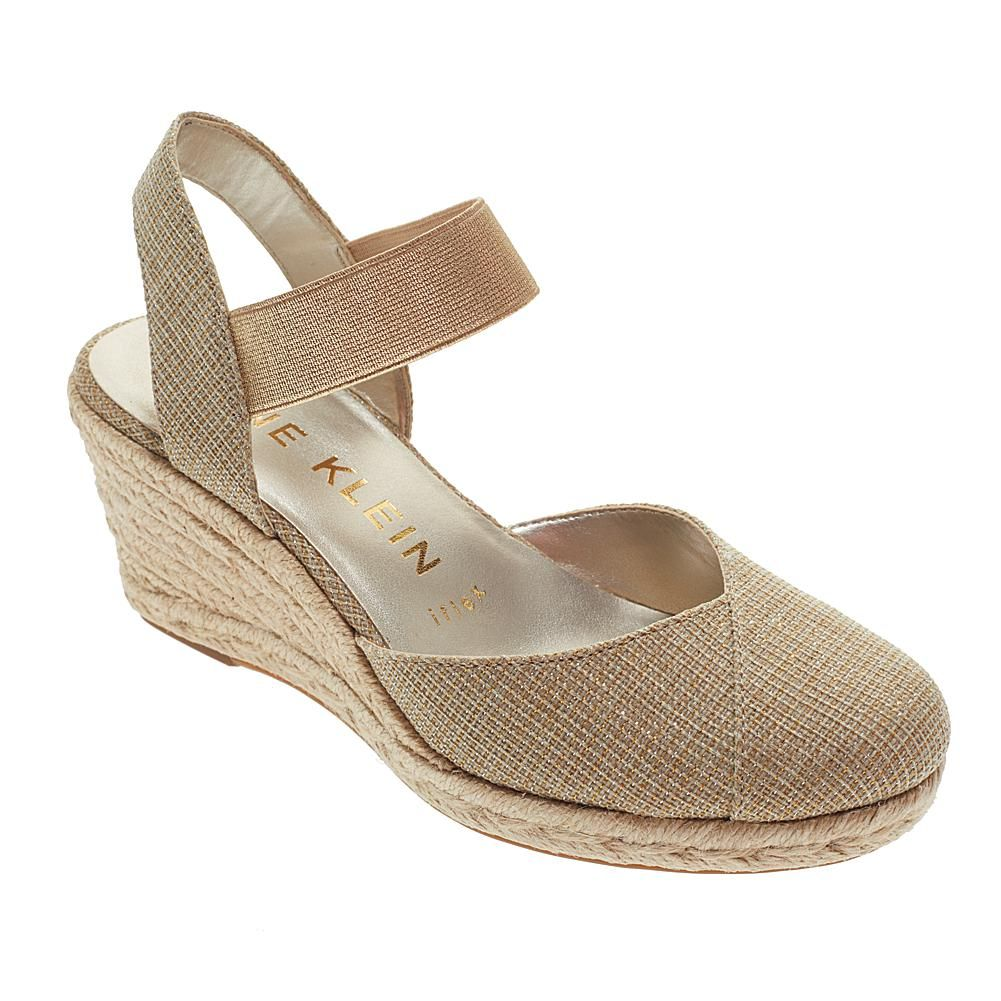 9c4acb9829e Anne Klein Acer Espadrille Wedge - Pattern/Print in 2019 | Products ...