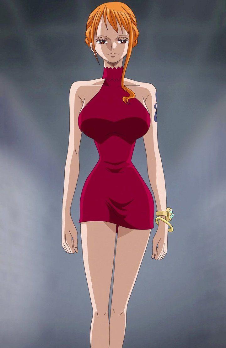 One Piece Gangsta Nami Outfit Full by Dustiniz117   One
