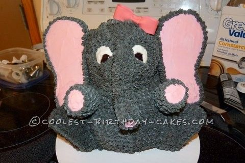 From Bear To Baby Elephant Cake In 2019 Baby Elephant