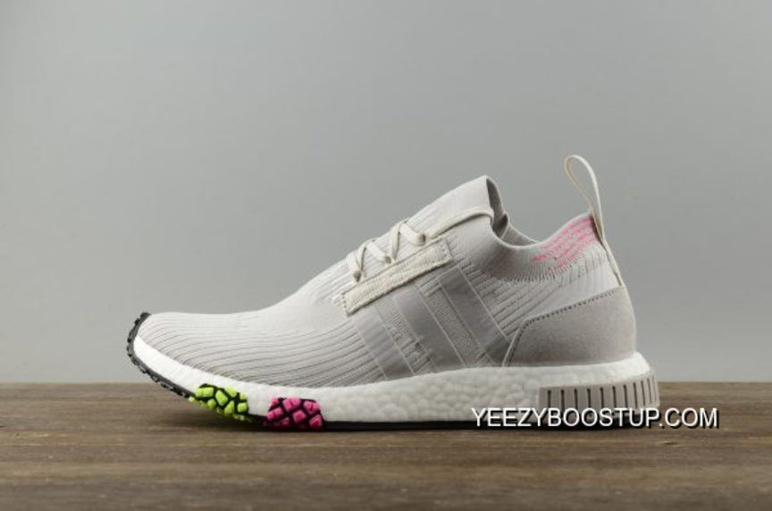 fcd6b5dcd Adidas NMD Racer PK Spring Grey CQ2443 Running Shoes Top Deals ...