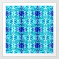 Art Print featuring Aqualescense by Redfox13