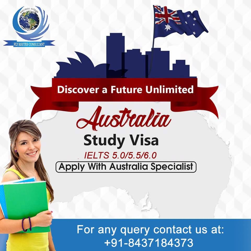 Study or Migrate to Australia, a young vibrant and