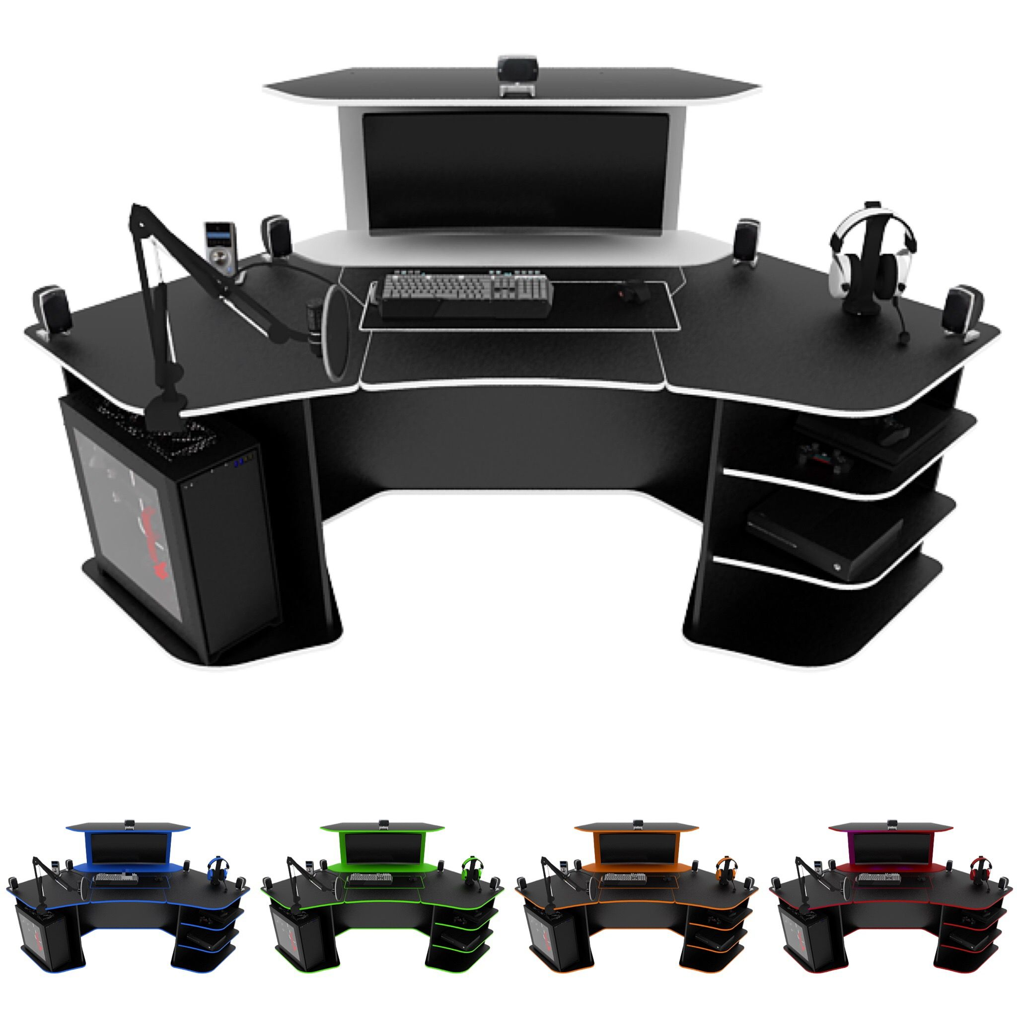Gaming Desks e-Shop | PROSPEC DESIGNS #gamingdesk