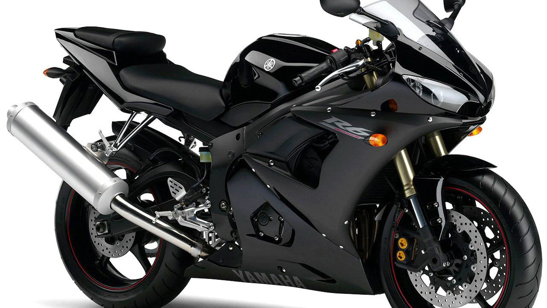 Yamaha R6 Sports Bike 1080p Hd Wallpaper Sport Bikes Yamaha Bikes Yamaha R6