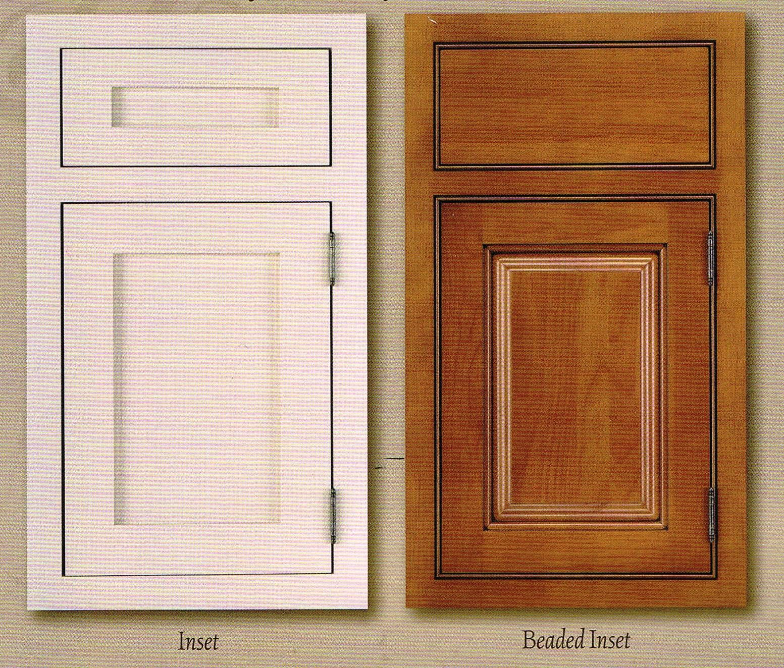 How To Select Kitchen Cabinets Cabinetry Overlay Styles Cabinet Kitchen Cabinet Door Styles Cabinet Door Styles