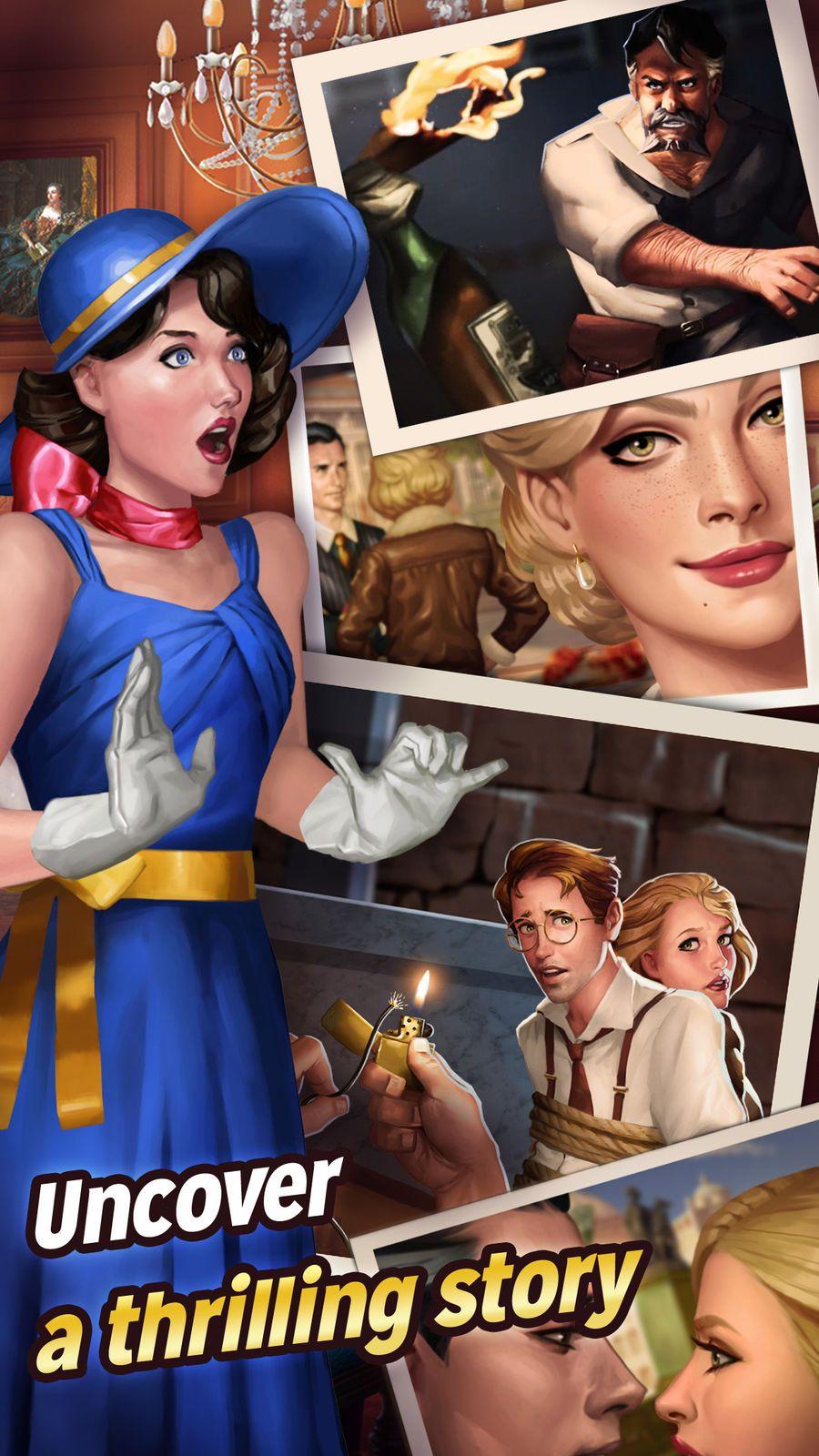 Pearl's Peril Hidden Objects AdventureGamesiosPuzzle