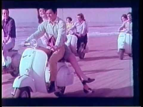 [video] Another 60's  italian commercial for Vespa