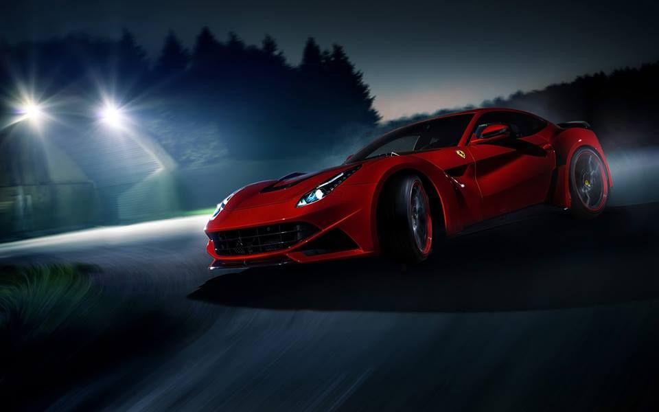 Rarri Splash Ferrari F12berlinetta Sports Car Wallpaper Ferrari F12