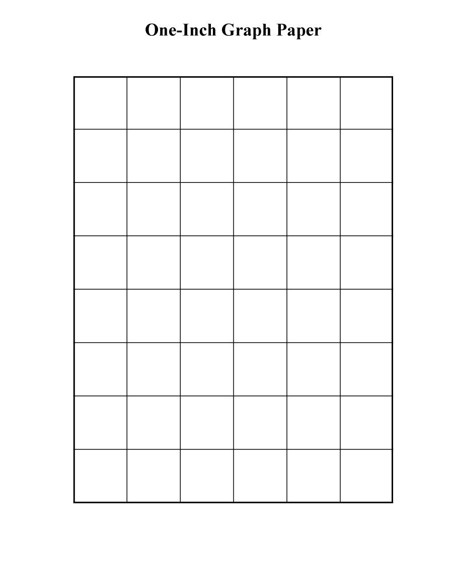 30 Free Printable Graph Paper Templates Word Pdf ᐅ With