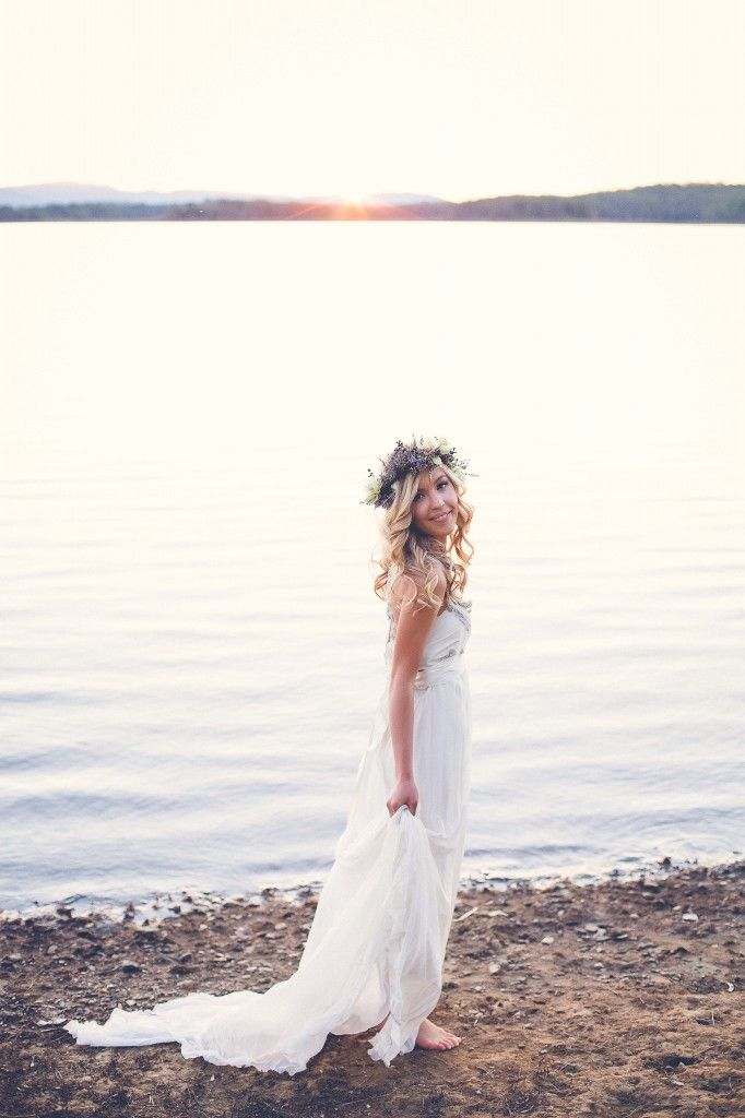 A Rock The Dress Shoot by Kelsea K Photography - Brisbane Wedding Weekly