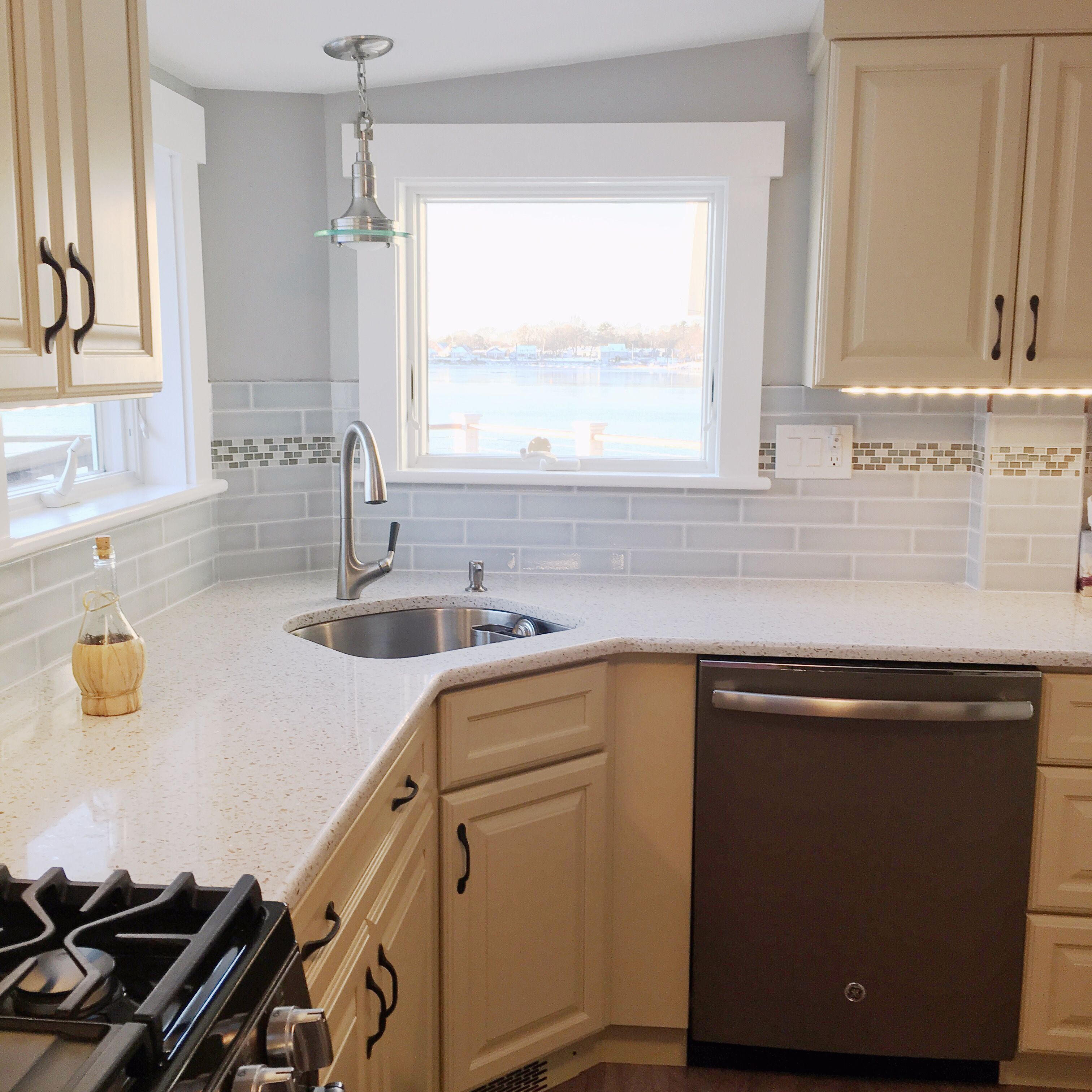 Eastman St. Woodworks Kitchen