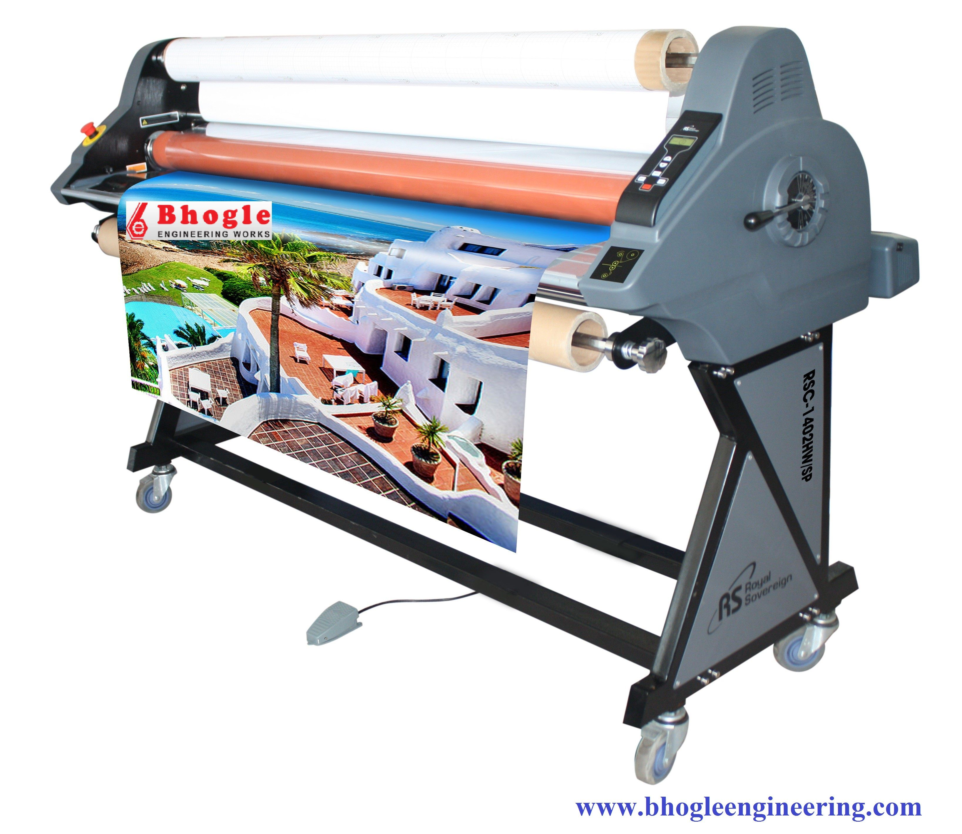 Bhogle Engineering Manufacturing Is A Laminating Machine Manufacturer If You Are Looking For A Lamination Machines Then You Laminators Wide Format Craft Room