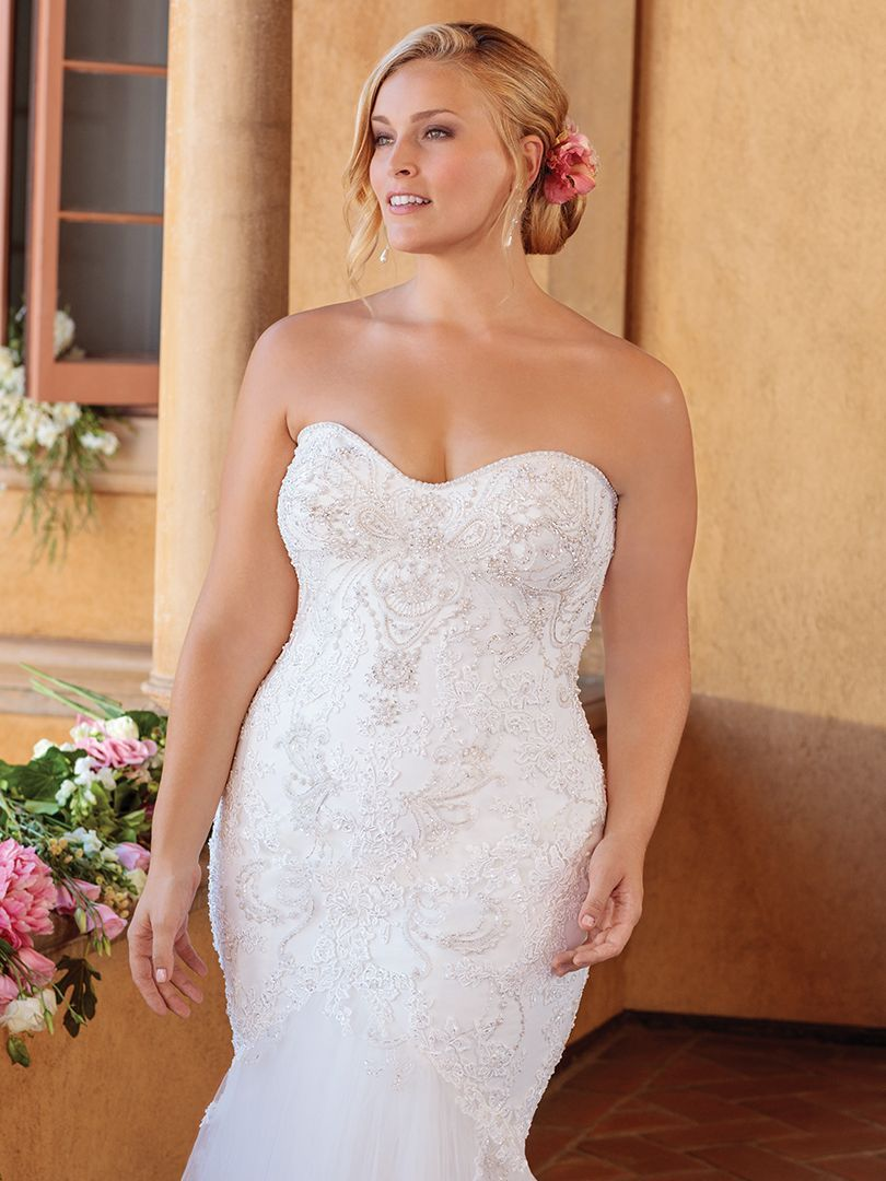 Style 2320 Paige Ivory Ivory Silver Casablanca Bridal Gowns Bridal Gowns Beautiful Dresses