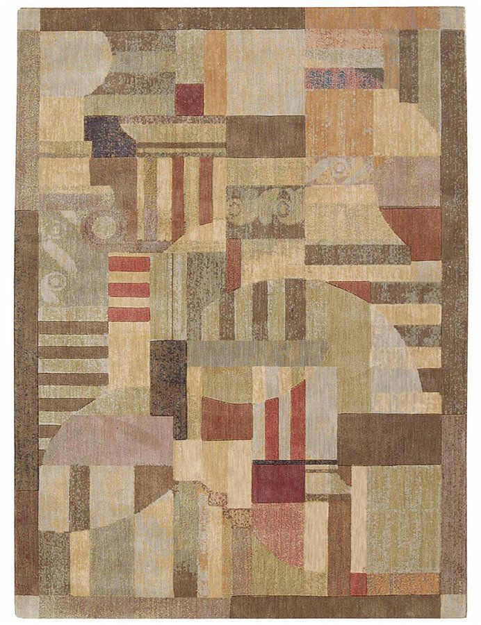 Nourison Closeout Area Rug Somerset St22 Clarkstown Multi 7 9 X 10 10 Area Rugs Rugs Visual Texture