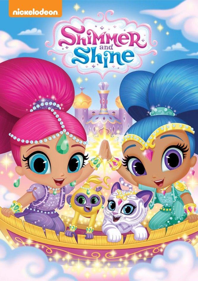 Shimmer and Shine Font Shimmer and shine dvd, Shimmer