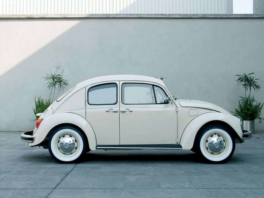 Lovely 4 Door VW Beetle :) Dream Car Of Mine!